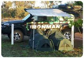 Ironman Awning Ironman 4x4 Swag Double Superior Engineering
