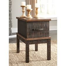 Wolf Furniture Outlet Altoona by Chair Side End Table With Built In Outlet U0026 Usb Charging Ports By