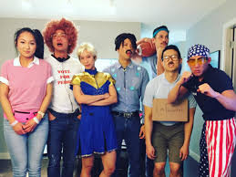 halloween group costumes for work popsugar smart living