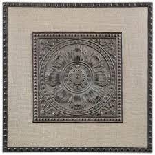 amazon com uttermost 13826 filandari stamped metal wall art home