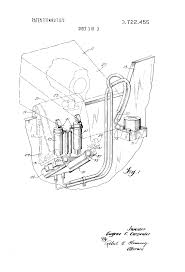 patent us3722455 hydraulic power trim and power tilt system for