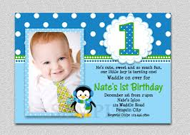 Birthday Invitation Cards Free Invitation Card For 1st Birthday Boy Festival Tech Com