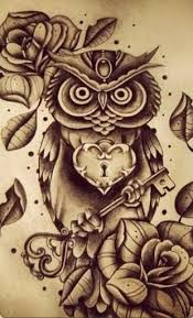 102 best owl images on barn owls owl tattoos and owls