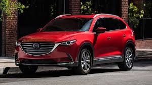 mazda car range 2016 2016 mazda cx 9 suv review with price horsepower towing and