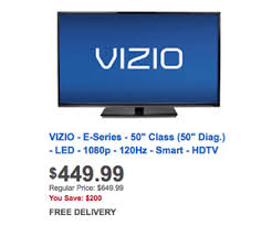 amazon black friday inch tv 50 inch vizio e500i a1 tv is red best buy black friday tv deal