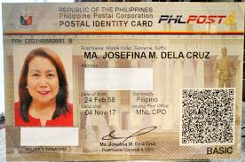 new philippines postal id approved for passport applications