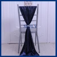 navy blue chair sashes chair sash shop cheap chair sash from china chair sash suppliers