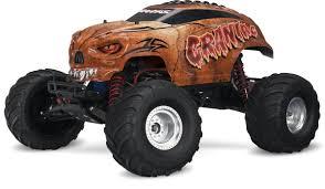 rc monster jam trucks traxxas craniac brushed monster truck for sale rc hobby pro