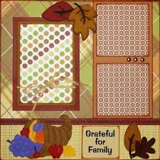21 best cricut thanksgiving images on scrapbooking