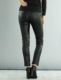 maternity trousers coated maternity trousers maternity black kiabi 25 00eur