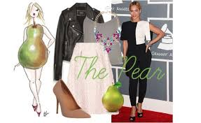 how to dress for your body shape u2013 pear shape fashion beauty