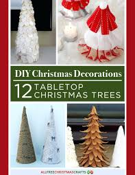 decorating ideas tabletop trees tinsel tree theme small