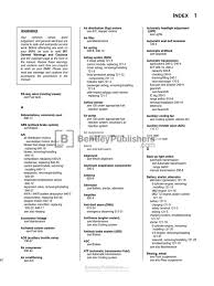 bmw 5 series e39 service manual 1997 2003 complete index