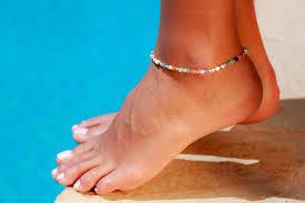 ankle bracelet from images Ankle bracelet for women beads anklet hippie anklet beach jpg