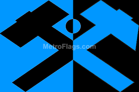 Sicillian Flag The Flag Of Asteroid Mining Metroflags Com The Largest Online