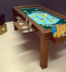 diy board game table board game table the gaming table board game table diy muveapp co