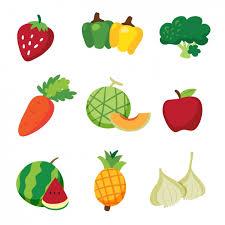 imagenes gratis de frutas y verduras diseño de frutas y verduras descargar vectores gratis