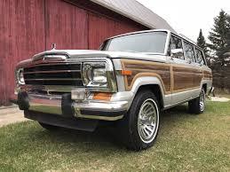 classic jeep wagoneer for sale 1989 jeep grand wagoneer for sale 2041132 hemmings motor news