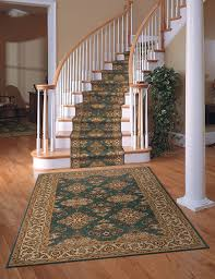 carpet installation plus stair runners brass stair rods staircases