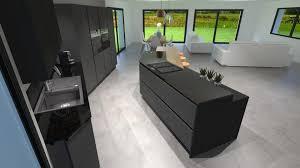 plan de travail cuisine gris anthracite materiaux plan de travail cuisine 8 cuisine gris anthracite bois