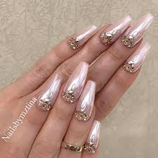21 times coffin nail shape saves the day naildesignsjournal com