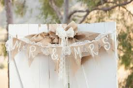 burlap wedding rustic wedding ideas using burlap
