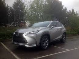 used lexus nx usa first pictures of the lexus nx in the wild lexus nx forum