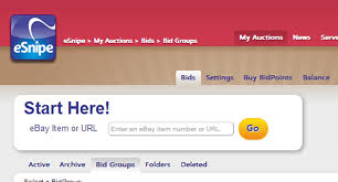 auto bid on ebay review and details about ebay sniping site esnipe