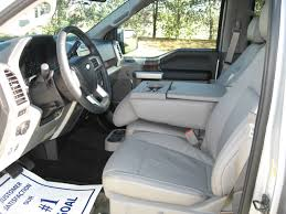 1996 Ford F150 Interior Lariat Interior With Earth Gray Leather Ford F150 Forum