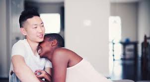 Black Chinese Man Meme - these youtubers show the beauty of a union between a black woman