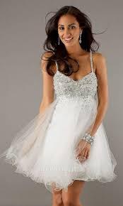 short white prom dresses with straps naf dresses