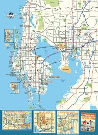 Bay Area Map Map Of Tampa Bay Florida Welcome Guide Map To Tampa Bay Florida