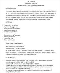 Resume Templates For Sales Positions Resume Monsterca Resume Samples Manager Templates Sales Position