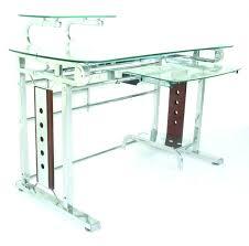 Computer Bed Desk by Download4u Ikea Desks Riser Target Glass Desks Glass Metal