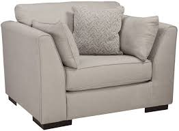 ottoman attractive living room chair with ottoman and oversized