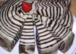 tips membuat bolu zebra resep membuat bolu kukus zebra resep masakan khas indonesia