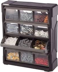 Garage Sale Organizers - spectacular deal on small parts organizers husky garage racks 12