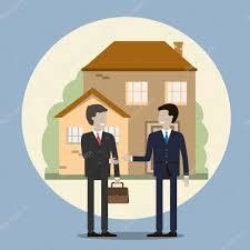 Einfamilienhaus Zu Kaufen Ein Haus Zu Kaufen U2014 Stockvektor 114983780