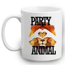 party animal mug lulah blu