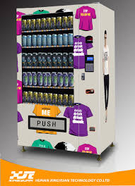 Vending Machine Inventory Spreadsheet T Shirt Vending Machine With Coin Acceptor And Bill Acceptor Buy