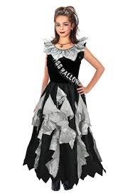 dresses for halloween kid zombie costume zombie prom queen costume all halloween mega