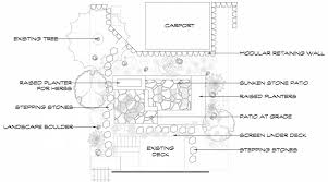 seattle landscape design plan sublime garden design landscape