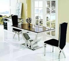 acrylic dining room tables modern vase shape clear acrylic dining table minimalist dining