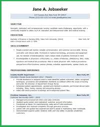 nursing resume template free resume templates for nurses best of nurses resume format free