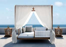 outdoor canopy bed luxury outdoor canopy bed with curtains home and design ideas