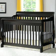 Black Convertible Cribs Delta Children 4 In 1 Convertible Crib Baby Cribs Parts Carum
