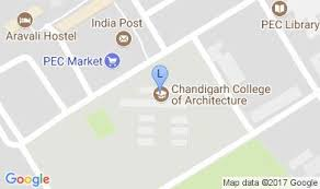 jobs for journalists in chandigarh map sector b arch by chandigarh college of architecture
