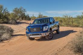 nissan trucks blue 2016 nissan titan xd first drive u2013 a cat looks at the kings