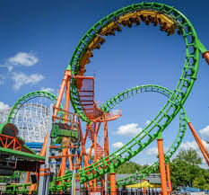 Six Flags St Louis Missouri Boomerang Coasters Coasterforce