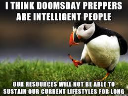 Doomsday Preppers Meme - doomsday preppers meme on imgur